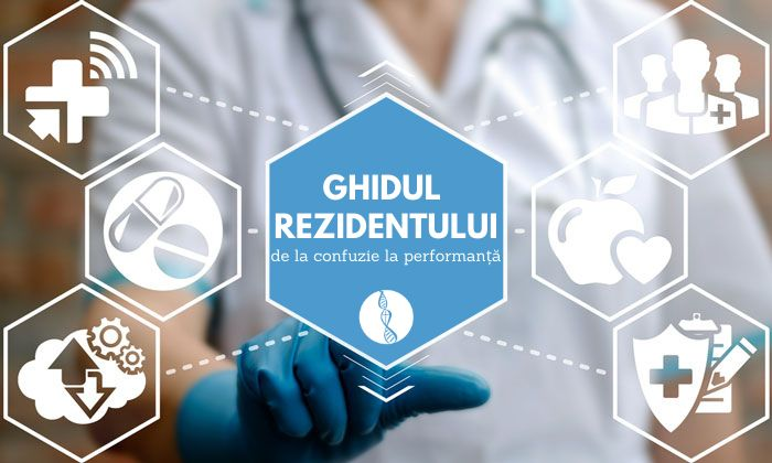 Asociatia Medicilor Crestini din România - Ghidul rezidentului - de la confuzie la performanță